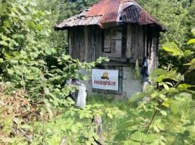 Çaylı köyündeki petek evimiz